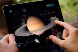 Descubre el Universo con tu iPad