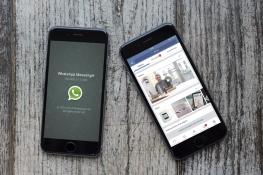 Iníciate Whatsapp y Facebook: Curso Básico