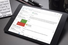 Outlook Express para iPad