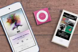 Primeros pasos con iPod