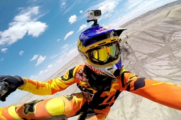 Vídeos de acción con GoPro
