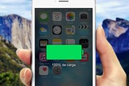 Ahorra batería con tu iPhone