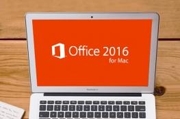 Novedades de Office 2016 para Mac