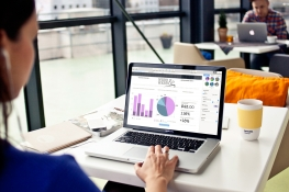 Numbers: hoja de cálculo para Mac
