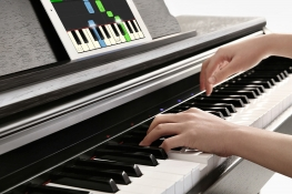 Educación musical con iPad