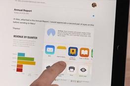 iOS para directivos