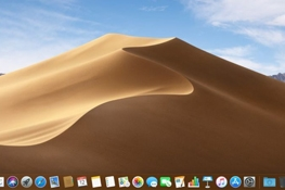 Novedades macOS Mojave
