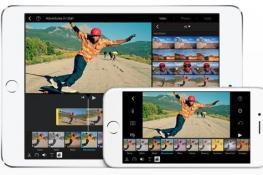 Edita tus vídeos con iMovie para iPad