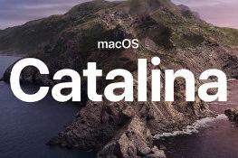 Conoce las novedades de macOS Catalina