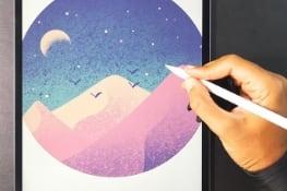 Aprende a dibujar con tu iPad