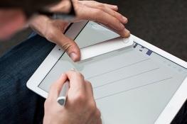 Olvídate del papel gracias a tu iPad